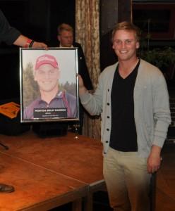 Morten Ørum Madsen blev ECCO Tour Rookie of the Year i 2011. Nu ser han stærk ud på Europatouren