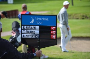 Rasmus Hjelm var i førerbolden ved Landskrona Masters, men tabte pusten på finaledagen. Får han revanche ved Bravo Tours Open?
