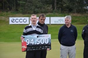 Lasse Jensen vinder Backtee Race to Himmerland 2013