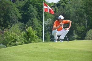 Det er nu, de danske golftalenter skal sikre sig en plads på Danmarks professionelle golftour fra 2015.