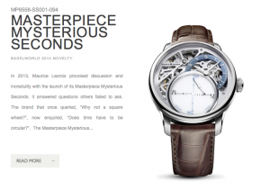Vinderen af FREJA Final 4Four modtager et Maurice Lacroix ur til en værdi af 87.000 kroner.