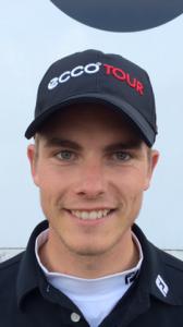 Stephan Juul kronede lørdag en flot sæson med en sejr ved NGL Q-School Final Stage.