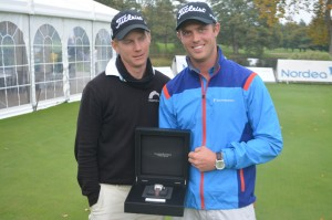Jesper Billing and Jacob Glennemo fought a great battle in the FREJA Final 4Four series of 2014. Glennemo (to the right) eventually ran away with the Final Freja 4Four Maurice Lacroix Masterpiece watch.