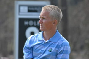 Foto: ECCO Tour - Marcus Kinhult is in the final group at Mediter Real Estate Masters 2015