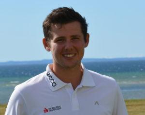 Martin Ovesen fra Kolding Golf Club er tæt på Made in Denmark allerede inden Made in Denmark Qualifier begynder.
