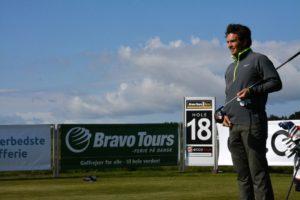 Daniel Løkke kan fredag vinde Bravo Tours Open by Visit Tønder, når han taget et sjældent stort forspring på syv slag med sig til finalerunden.
