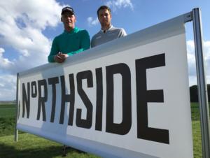 Morten Ørum Madsen og Lucas Bjerregaard er blandt de profiler, der har der doneret produkter til NorthSide Charity Challenge auktionen
