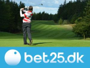 ECCO Tour og Bet25 i nyt dansk golfsamarbejde. Du kan få et gratis spil hos Bet25 ved at bruge ECCO Tour koden, 5959, når du opretter en ny profil.