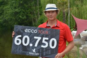 Tapio Pulkkanen vinder ECCO German Masters 2015 på Green Eagle.