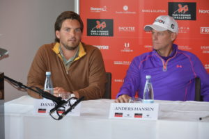 Daniel Løkke lever stadig i kampen om en plads på Challenge Touren fra næste sæson.