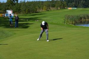 Nicolai Tinning vandt Danæg PGA Championship i 2015 da ECCO Touren gæstede Skjoldenæsholm Golf Center og den stort-opslåede Trent Jones Jr. Course.