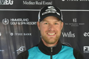 Nikolaj Nissen fører Race to Himmerland inden lørdagens finalerunde.