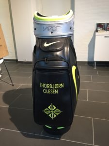 Thorbjørn Olesen Golfbag
