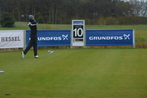 Grundfos Masters 2016 skilte