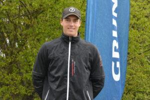Niklas Lindström fører Grundfos Masters efter en fantastisk førsterunde i fem under par.