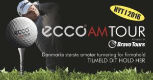 Nu kan du forbedre dit scorekort hele sæsonen og vinde rejser til Mallorca med ECCO Am Tour - Powered by Bravo Tours