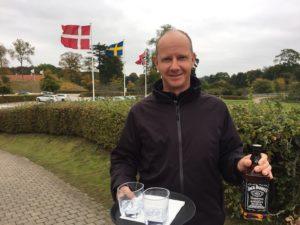 Knud Storgaard vandt lørdag ECCO Tour og Nordic League Kvalifikationen til 2017 og lavede undervejs karrierens første hole in one.