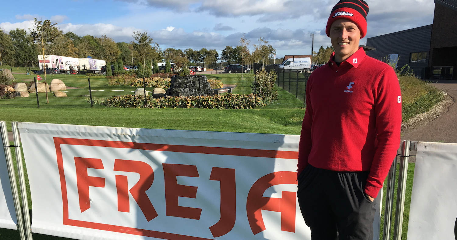 FREJA igen bag ECCO Tour og Nordic Golf Leagues finaleserie