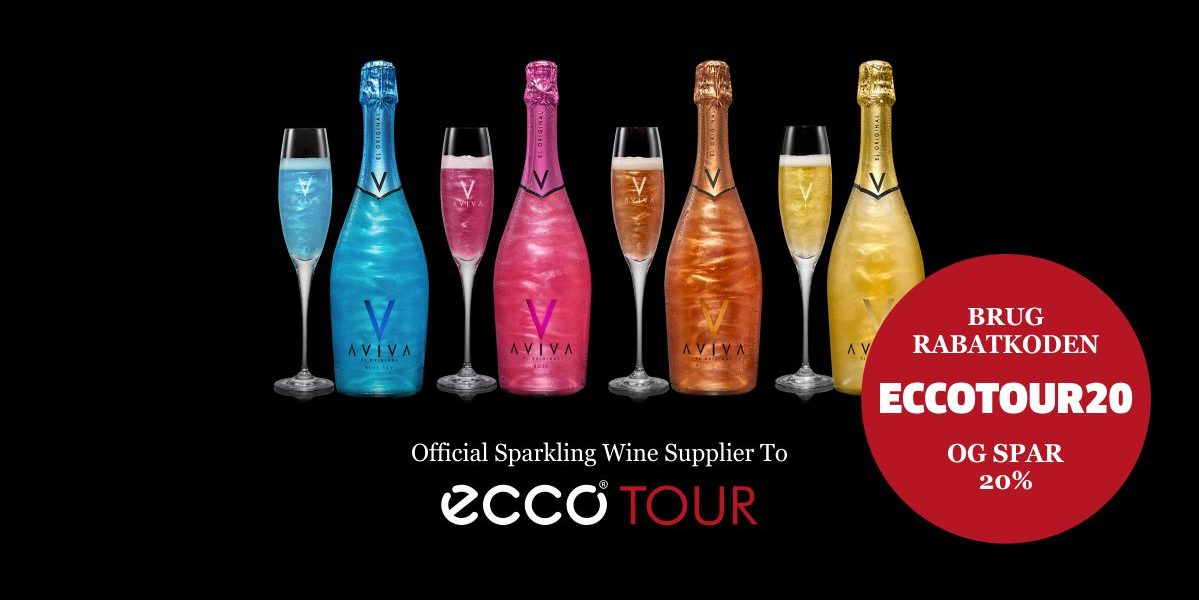 "AVIVA bliver officiel ""Boble"" sponsor på ECCO Tour"