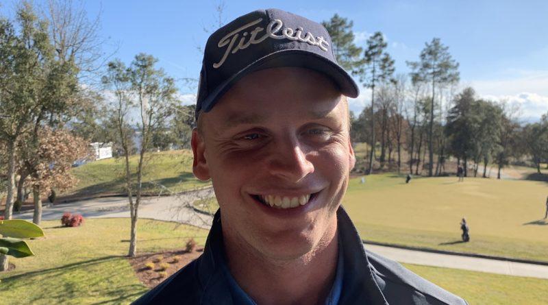 Morten Ørum Madsen med fremme efter 66er
