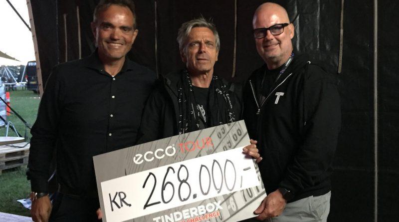 """Stor succes – indsamler 268.000 kroner til """"De Vildeste Fulge"""""""