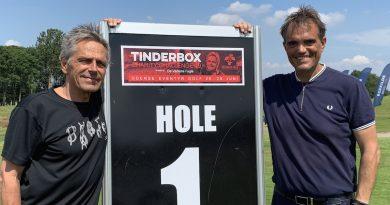 Stærk dansk start ved Tinderbox Charity Challenge – nu stjæler Michael Falch showet