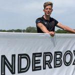 Brandvarm danskervil vinde Tinderbox Charity Challenge