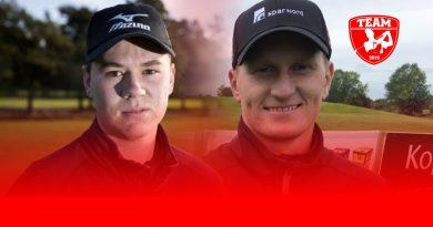 To nye ECCO Tour spillere udtaget til Team Made in Denmark