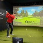 ECCO Tour laver simulatorgolf turneringsserie med kvalifikation til Made in HimmerLand