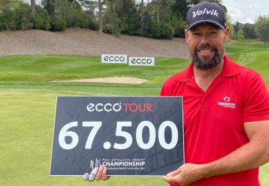 Mikael Lundberg vinder PGA Catalunya Resort Championship efter dramatisk omspil