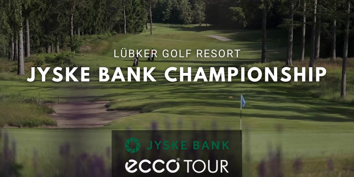 ECCO Touren tager til Lübker Golf Resort
