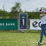 Lasse Jensen og Simon Bukrinsky flyvende fra start ved Jyske Bank Championship