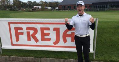 Aksel Kristoffer Olsen vandt FREJA Final Series 2018