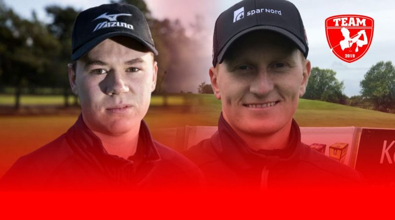To nye ECCO Tour spillere udtaget til Team Made in Denmark