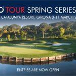 ECCO Tour 2020 Spring Series at PGA Catalunya moves to March
