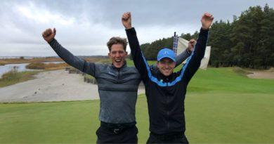 Niklas Nørgaard Møller og Nicolai Kristensen klar til Challenge Tour 2020