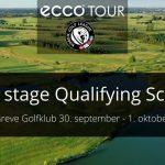 I dag starter first stage Qualifying School til 2022
